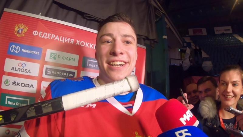 Как Вадим Шипачев троллил Андрея Кузьменко после матча с чехами