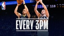 The Pelicans and Warriors Combine For An NBA record 43 3PM   January 16, 2019