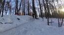 Линия в парке Талалихина Подольск