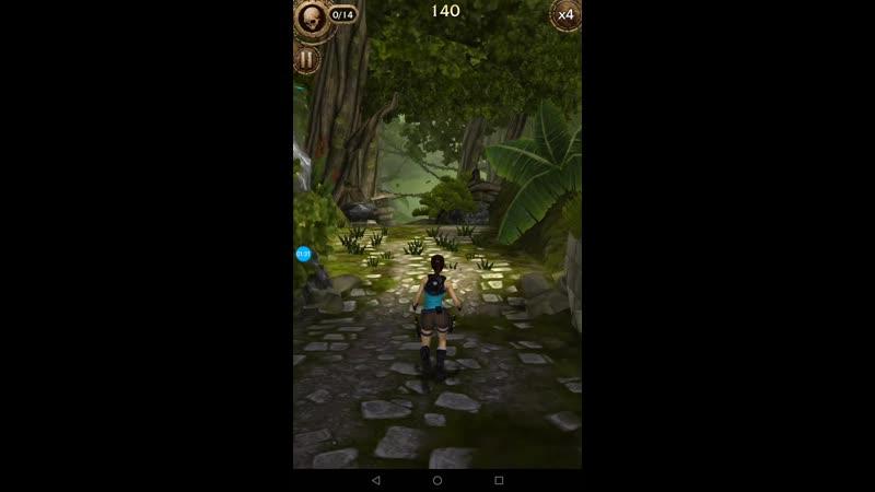RR 12, 3 раз, уровень 20 L, лара крофт RELiC RUN Lara croft, mobile tablet планшэт smartphone, android ios