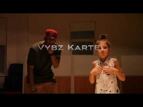 Vybz Kartel - Facebook Like (Dancehall Funk) Lorenzo Hanna 10yr old Margo Killer
