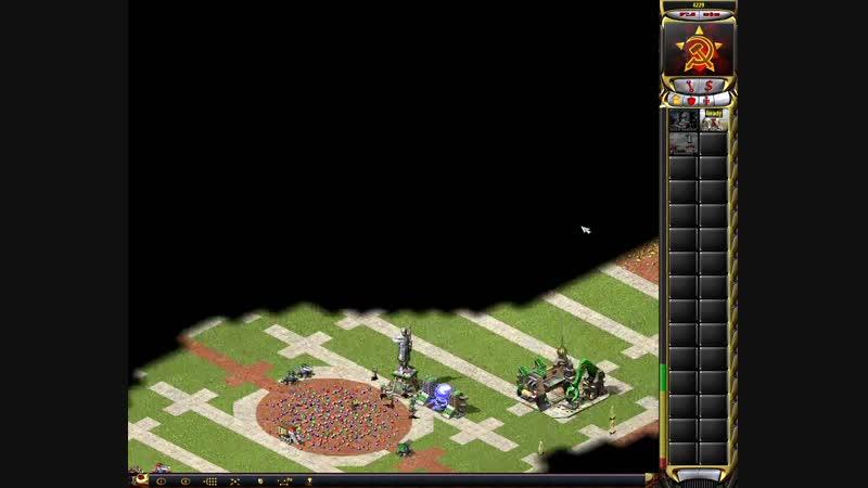 CC Red Alert 2 (HM) 281118(18)- Ibra vs Artemis
