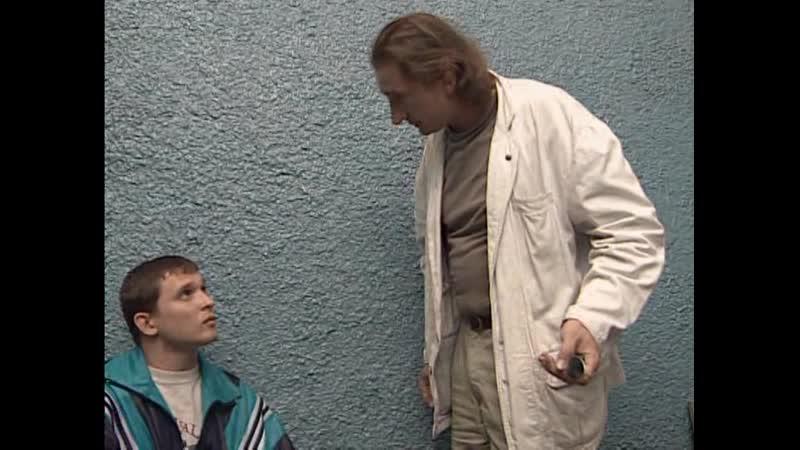 Расстрельная статья Бандитский Петербург Адвокат 2000 отрывок сцена момент