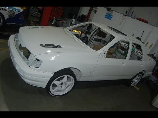 Ford Sierra Cosworth Rebuild and Restoration Project