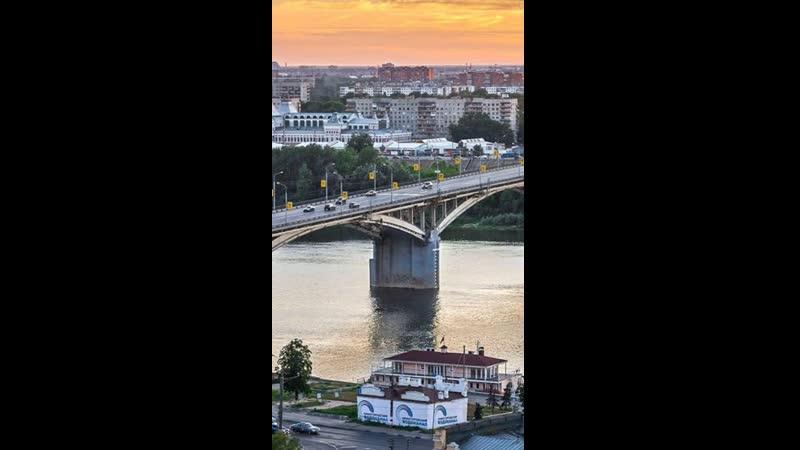 Нижний Новгород - Гороховец.