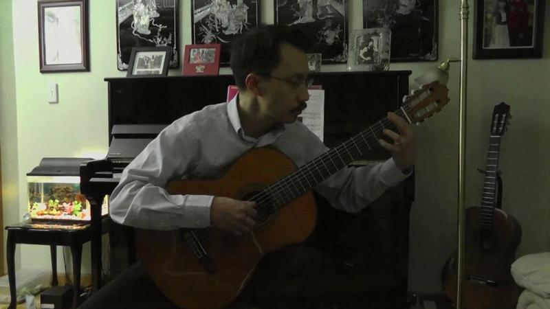 Không còn mùa Thu - classical guitar - (Arr. Đỗ Minh Thông - Guitar: Khiem Nguyen)