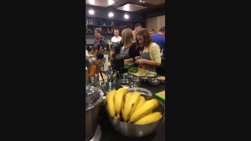 Live: Кулинарная студия Вкусотеррия