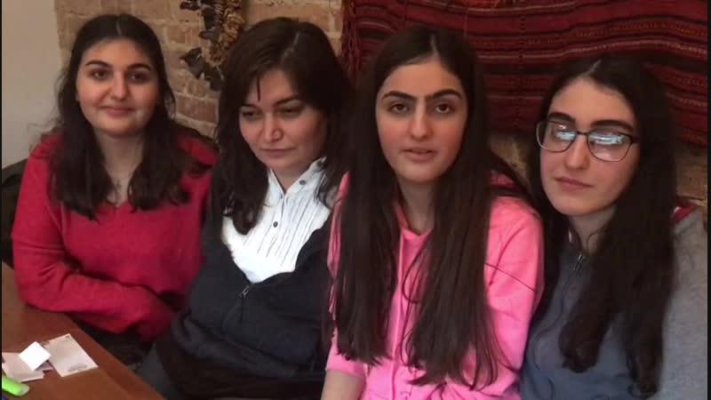 Avrupa Dev-Gençlilerden Bergün Varan için Video