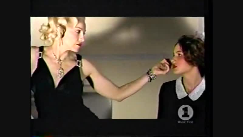 Madonna - Making Of Hollywood Video