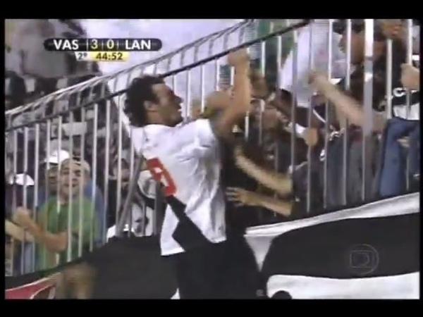 Leandro Amaral vs Lanús 2007