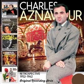 Charles Aznavour альбом Retrospective 1952-1962