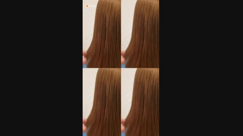 Восстановление питание волос решение вопроса по нехватки времени😁