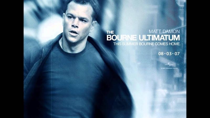 """Extreme Ways"" from Bourne Ultimatum ボーンアルティメイタム"