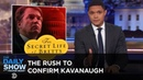 GOP Pushes SCOTUS Vote Despite Sexual Misconduct Allegations Against Kavanaugh The Daily Show