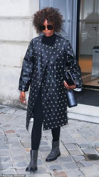 Наоми Кэмпбелл и Лиам Пейн были замечены на свидании в Лондоне Западные СМИ вовсю судачат о новой звездной паре. Если верить зарубежной прессе, 48-летняя Наоми Кэмпбелл встречается с 25-летним