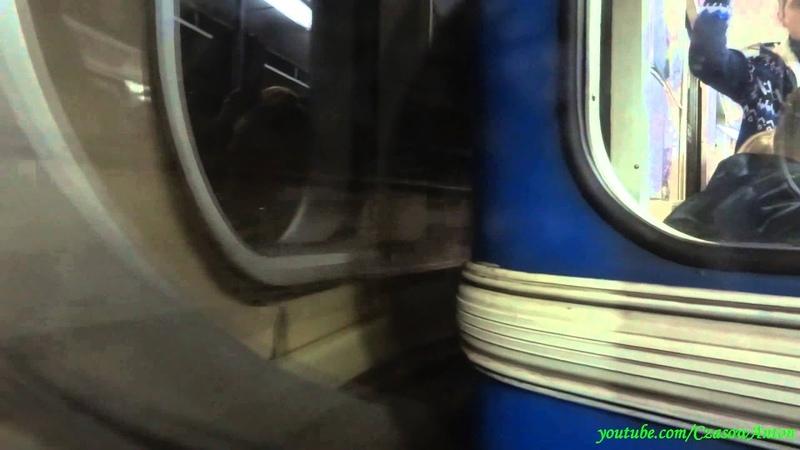 Metro w Mińsku, linia 2 (Autozawodzka) Метро в Минске, линия 2 (Автозаводская)