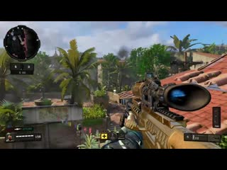 One of the luckiest shots in black ops 4