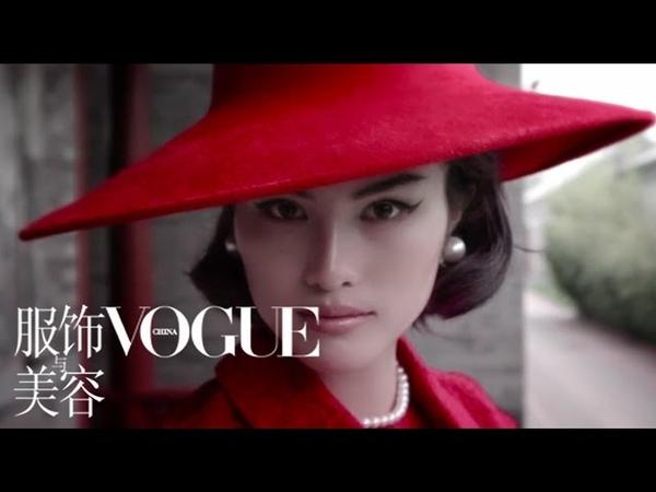 Fashion Film   Sui He   Mario Testino Series1