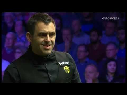 UK Championship 2018.Quarter-Final. R.O'Sullivan-M.O'Donnell. (07.12.2018)