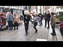 Девушка Танцует Просто Четко 2019 Чеченская Лезгинка Шибаба В Центре Тбилиси ALISHKA Грузия