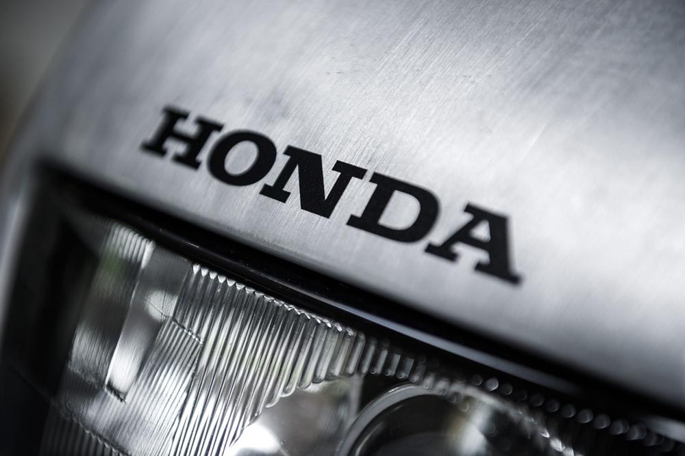 North East Custom: Кастом Honda CBR600F