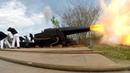 Firing Civil War Cannon Built In 1865