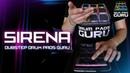 SIM ART Sirena Dubstep Drum Pads Guru
