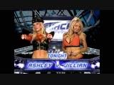 Ashley Massaro vs. Jillian Hall (March 2, 2007)