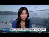 Khan Academy Aims to Be Educational Institution of the Future, Founder Says