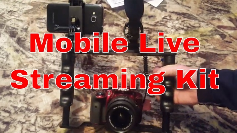 Neewer Camera Kit for Mobile Live Streaming