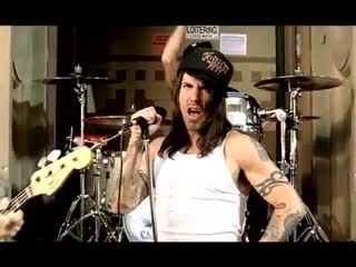 Red Hot Chili Peppers – Hump de Bump