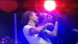 David Garrett mit seiner Band, 'Killing in the name of', Rage against the Machine