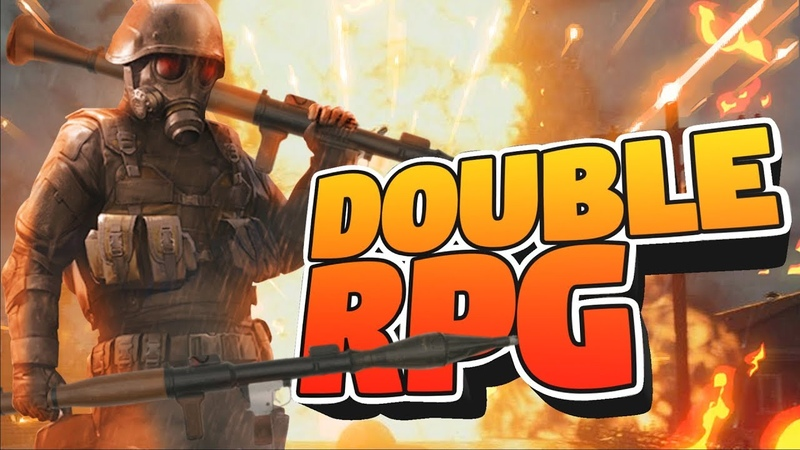 PUBG MOBILE LIVE CAN WE DO DOUBLE RPG-7 | NEW UPDATE 0.12.0 | RAWKNEE