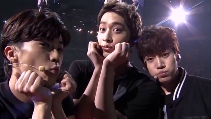 2PM Try Not To Fangirl Challenge