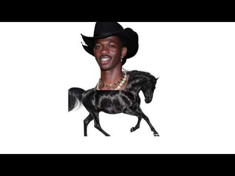 Old Town Road but everything is a horse
