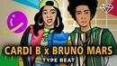 (FREE) Cardi B x Bruno Mars Finesse Type Beat (2019) | Please Me Type Beat