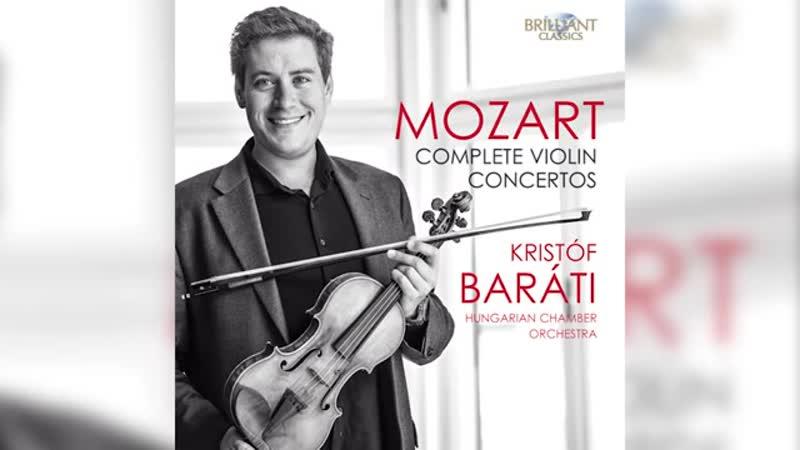 Mozart- Complete Violin Concertos (Full Album)
