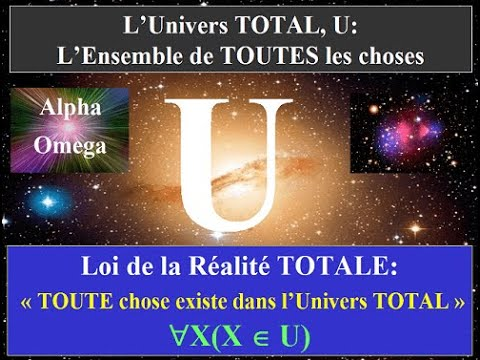 Science de l'Univers TOTAL, 1 /7: La Réalité TOTALE