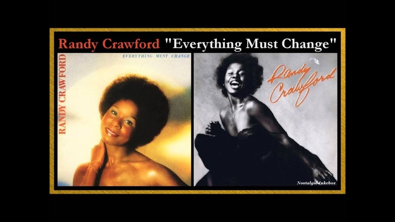 Randy Crawford - Only Your Love Song Lasts