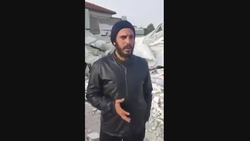 Israeli forces demolish house of Palestinian citzen Mahmoud Abu Salouk in Lod on pretext of being built without a permit