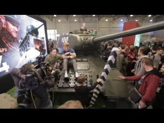Танк Т-34 стал