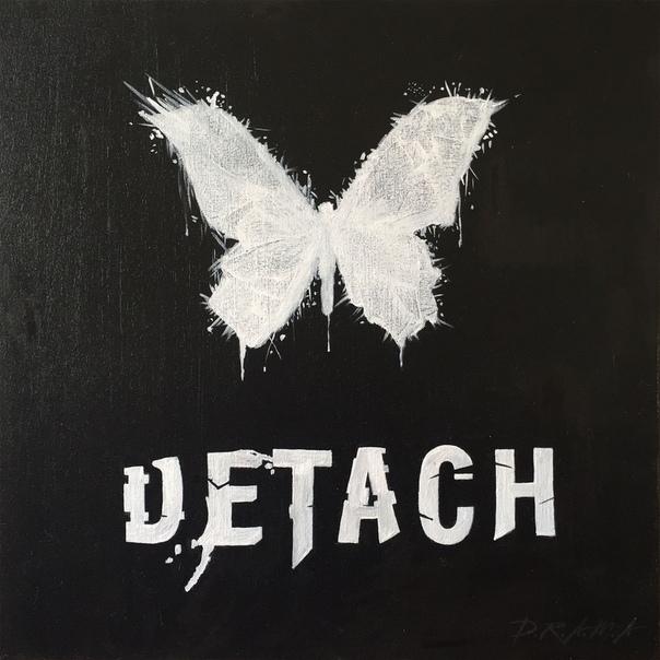 Новый альбом -deTach- - D.R.A.M.A