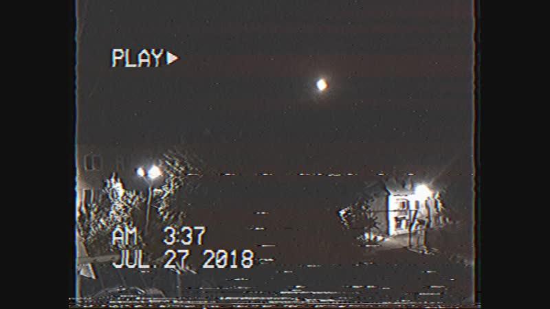 проснувшаяся луна