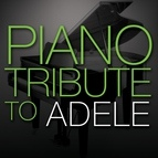 Piano Tribute Players альбом Piano Tribute to Adele