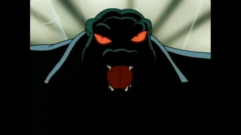 Nafantemar - Ящер (Marvel, Lizard, Dark Electro)