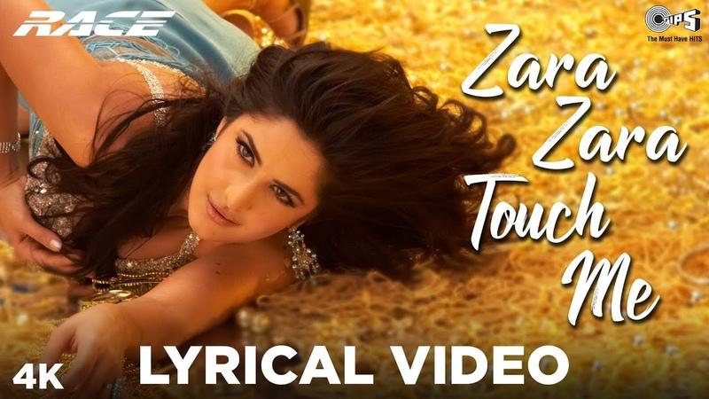 Zara Zara Touch Me Lyrical- Race | Katrina Kaif, Saif Ali Khan | Monali Thakur