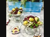 Новогодний Салат за 2 минуты 🍴🥗