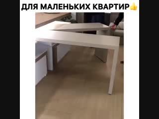 Выдвижная мебель - Квартира