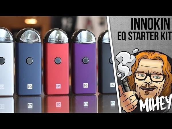 Innokin EQ Starter Kit Проходнячок но не плохой 🎷🎻🎹🎸