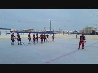 Хоккейный турнир в Тренькасах